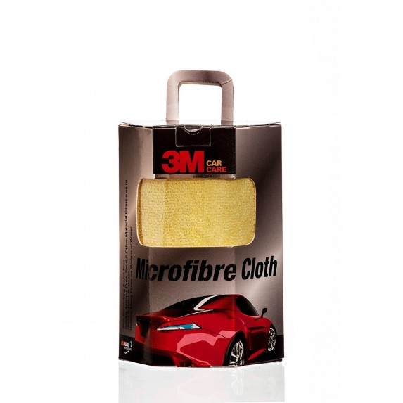 3M Car Care Microfiber Cloth image
