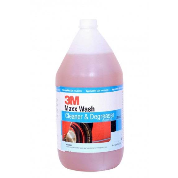 3M Maxx wash  Soap Cleaner & De-greaser – 5 liter Image