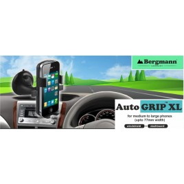 Bergmann Auto Grip XL Automatic Mobile Holde