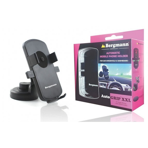 Bergmann AutoGRIP XXL Car Mobile Holder
