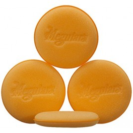 Meguiar's Foam Applicator Pad 4 piece set -Bulk