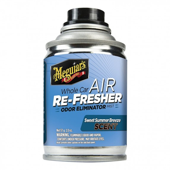 Meguiar Air Refresher Odor Eliminator Scent image
