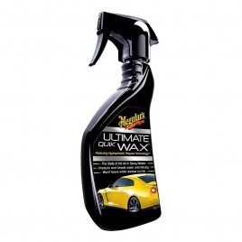 Meguiar's Ultimate Quik Wax Liquid Spray Bottle (430 gm)