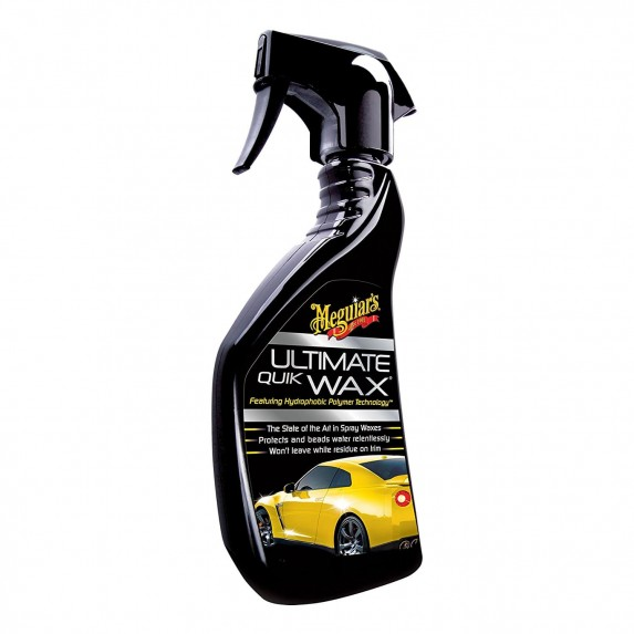 Meguiar's Ultimate Quik Wax Liquid Spray Bottle (430 gm) image