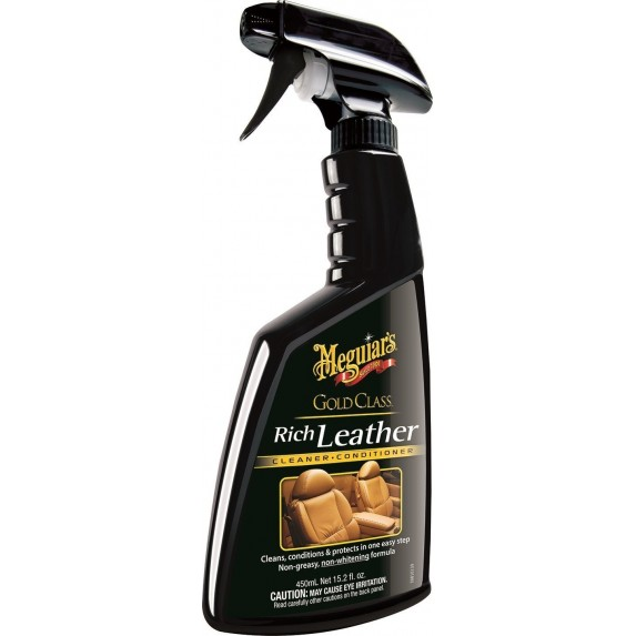 Meguiar's  Gold Class Rich Leather Spray image