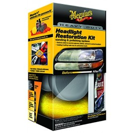 Meguiar Heavy Duty Headlight Restoration Kit bulk
