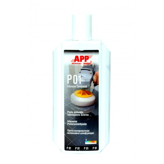 APP P01 Intensive Compound 760gms image