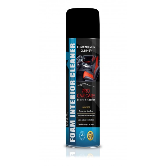 Foam Interior Cleaner 500ml - Pro car care image