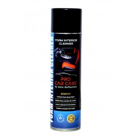 Foam Interior Cleaner 500ml - Pro car care