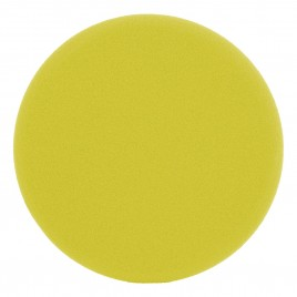 APP 6 Inch Flat Yellow Polish Pad