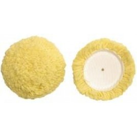 3 Inch wool Loop Pad Yellow