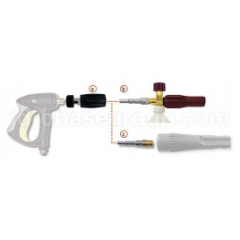 Karcher Quick release Kit for Trigger Gun