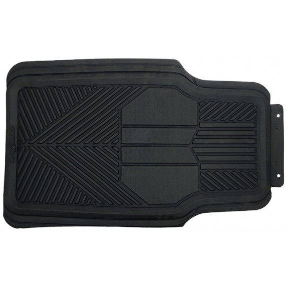 Good Year Black Rubber Mats image