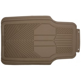 Good Year Beige Rubber  Mats