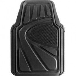 Kraco Black Rubber Mats