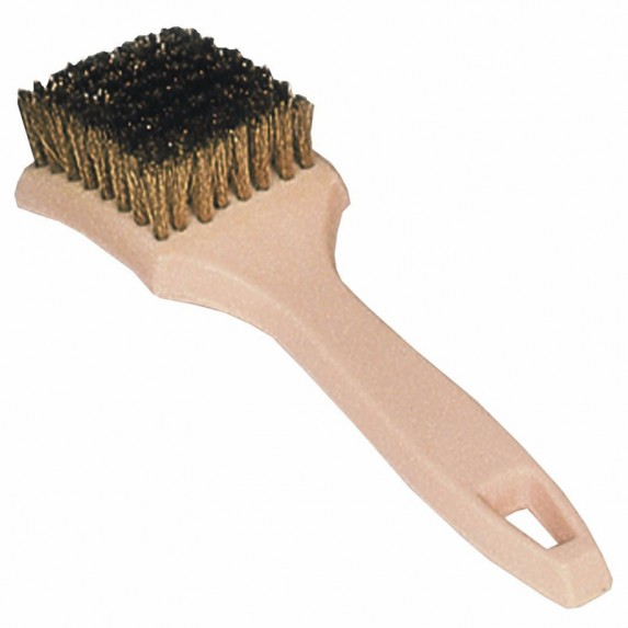 SM Arnold - Brass Tire Brush side wall