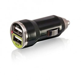 Bracketron  Dual USB Car Charger