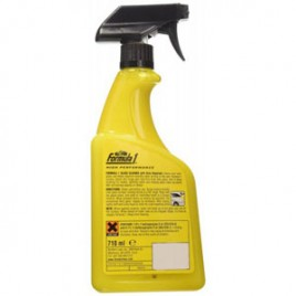 Formula 1 Glass Cleaner with Rain Repellant (710 ml)