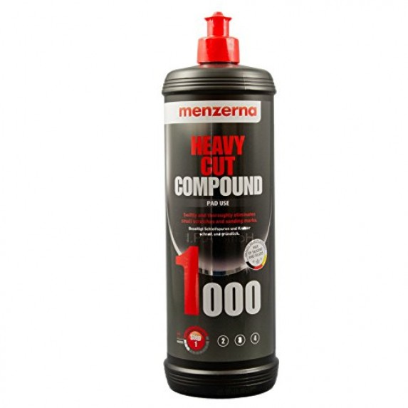Menzerna Heavy Cut Compound 1000 - 1 Liter ( HCC 1000 ) image