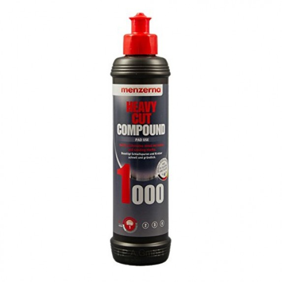 Menzerna  Heavy Cut Compound 1000 - 250 ML  ( HCC 1000 )