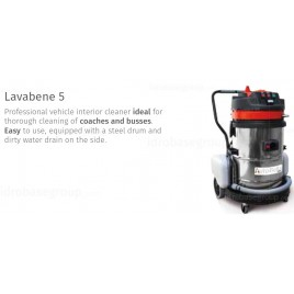 Lavabene 5 - 1200W, 60l tank, 2-two stage motor