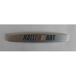 Metallic  RALLY  Logo car styling