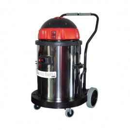 Wet and Dry  Pulito 6 - 3500W, 62l tank  3 Motor
