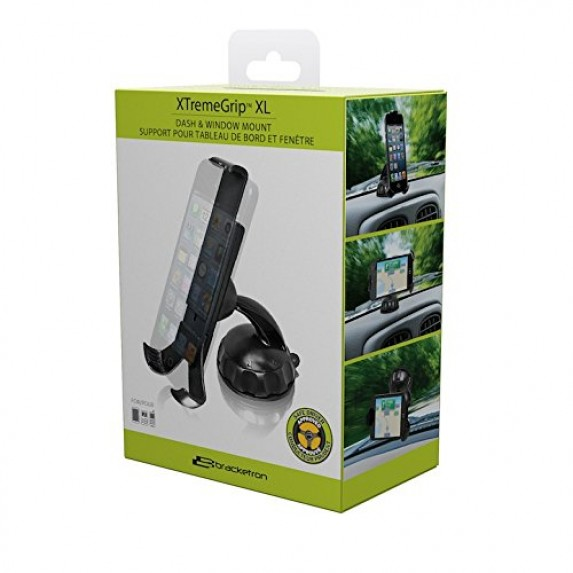 Bracketron Windshield & Dashboard Car Mobile Holder