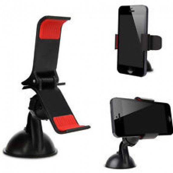 Mobil Holder Black 1 Clip