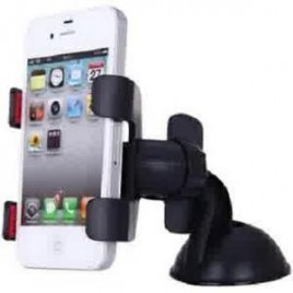 Mobil Holder Black 2 Clips