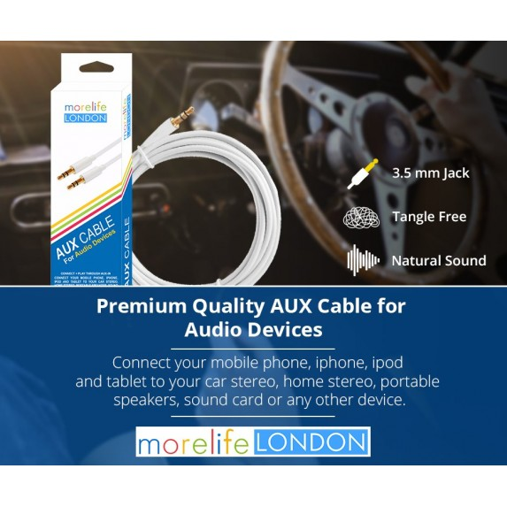 Morelife London Aux Cables image