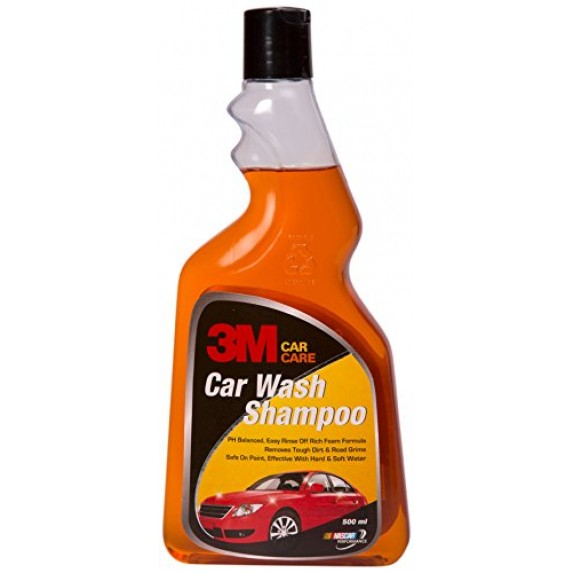 3M Car Shampoo 500 ml image