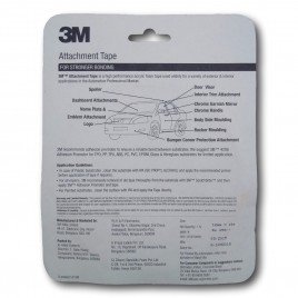 3M Tape Double sided 1 Roll of 12mm X 4 Mtr