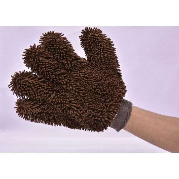 Finger Wash Mitt image
