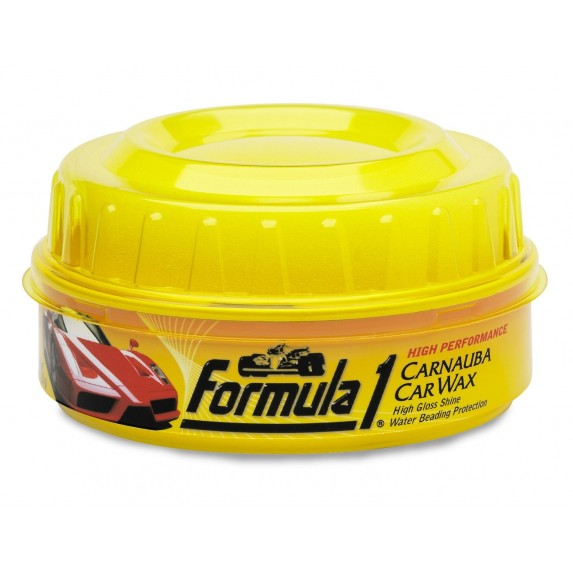 Formula 1 Carnauba Paste Wax (230 g)
