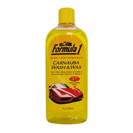 Formula 1 Carnauba Wash and Wax (236 ml)