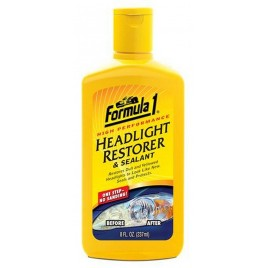 Formula 1 Headlight Restorer (237 ml)