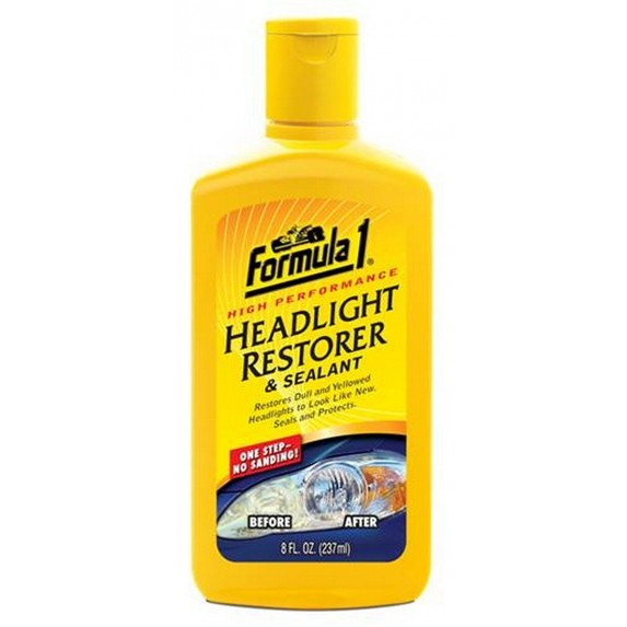 Formula 1 Headlight Restorer (237 ml) image