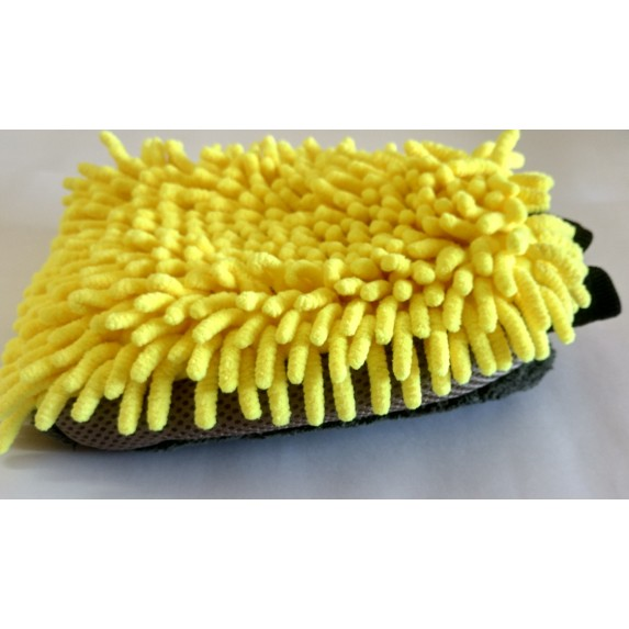 Glove-Wash-Mitt image