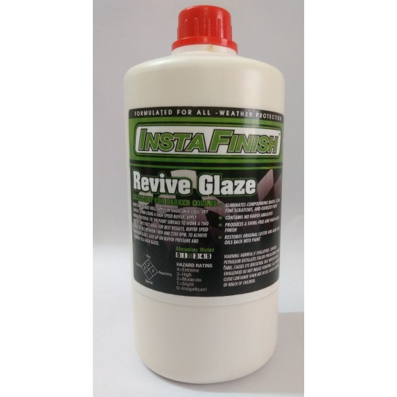 Insta Finish Revive Glaze 1 Liter - Sample