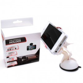 Mobil Holder White 1 Clip