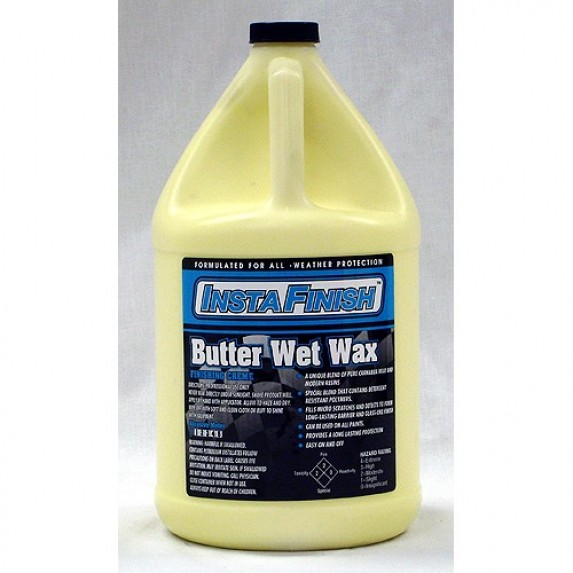 Insta Finish Butter Wet Wax 1Gallon image