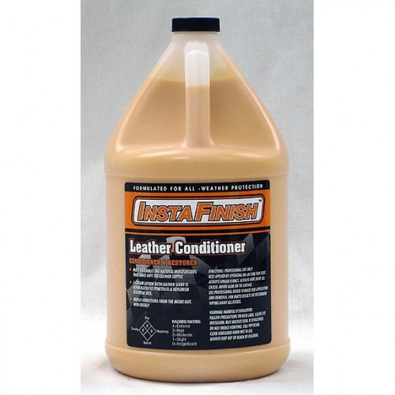 Insta Finish Leather conditioner 1 Gallon