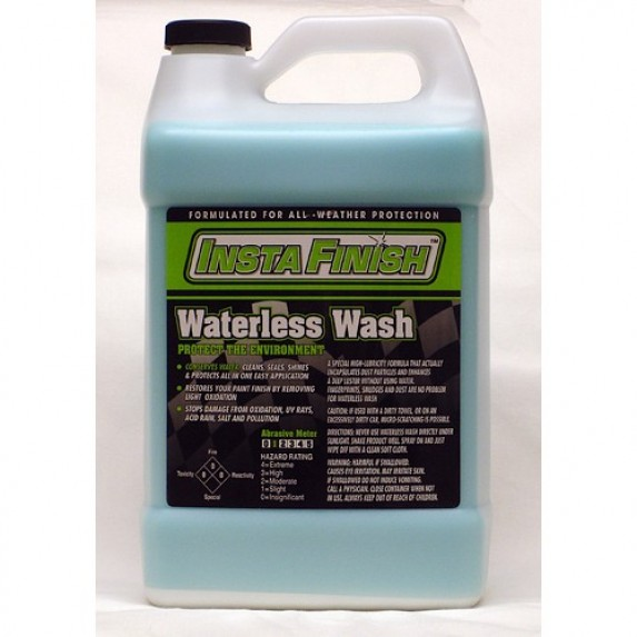 Insta Finish Water Less Wash 5 liters image