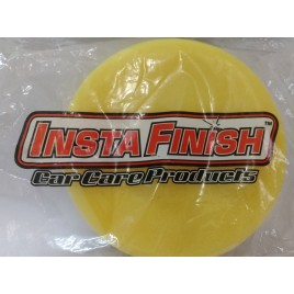 Insta Finish Yellow Polish Pad