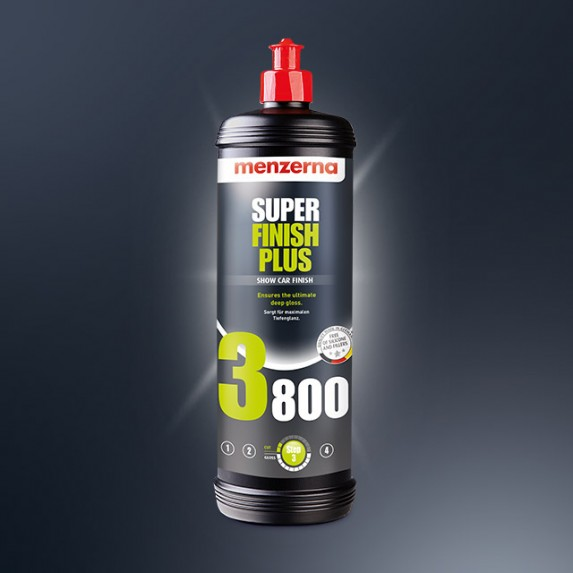 Menzerna Super Final Finish Plus 3800 - 1 Liter ( SFF 3800) image
