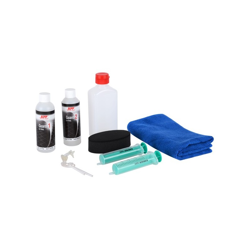 Diy Car Paint Protection Products