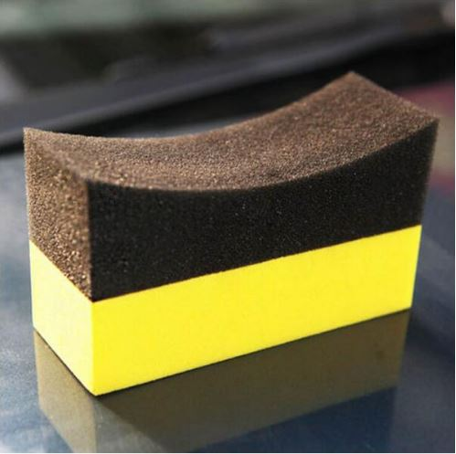 Tyre Dresser Applicator Sponge